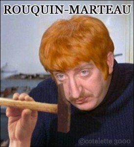 rouquin marteau